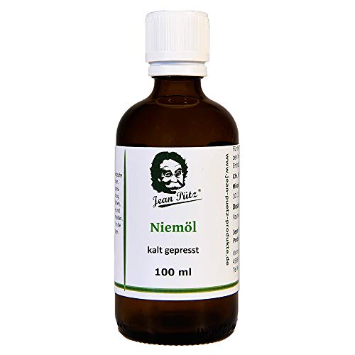 Jean Pütz Original Niemöl (Neemöl) kaltgepresst 100 ml