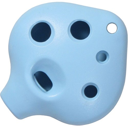 Atlas TA-920 BLue - Ocarina (6 agujeros, abs), color azul