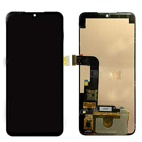TheCoolCube LCD Display Touch Screen Digitizer Glass Assembly Replacement Compatible with LG G8X ThinQ 6.4 inch G850 LM-G850UM1A LM-G850UM9A (Black)
