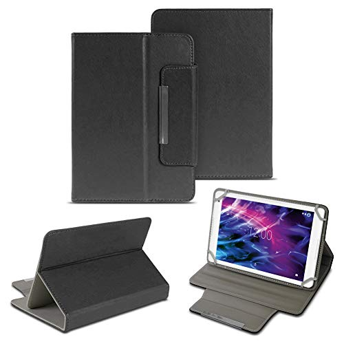 NAUC Tablet Tasche für Medion Lifetab P10612 P10603 P10602 X10607 X10311 X10302 P10400 P10506 Schutzhülle Hülle Case Cover Etui