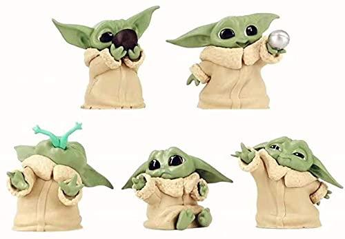 5-Piece Baby Yoda Gifts,Star Wars Children