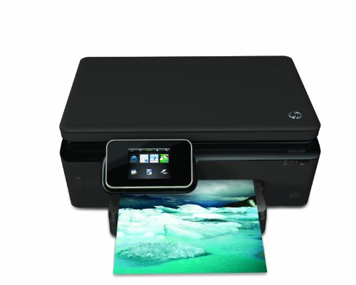 HP Photosmart 6520 Wireless Color Photo Printer with Scanner, Copier and Fax