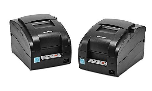 Bixolon SRP-275III Dot Matrix POS printer - Imprimantes Point de Vente (Dot Matrix, POS printer, 5,1 lps, Noir, Avec fil)