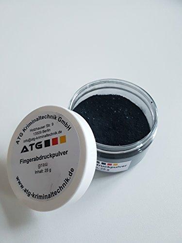 Fingerabdruckpulver Professionell (28 gr, grau)