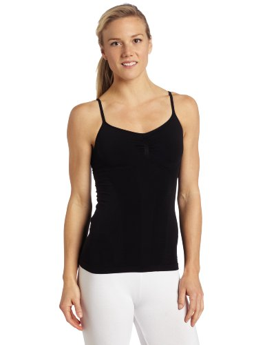 FILA Damen Seamless Cami Tank Top, Damen, schwarz, Small