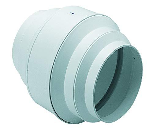 Miele DKS150 Dunstabzugshaubenzubehör / für Abluftbetrieb von Dunstabzugshauben / Kondensatsperre verhindert