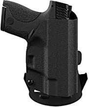 We The People Holsters - Black - Right Hand - OWB Holster Compatible with Ruger LCP