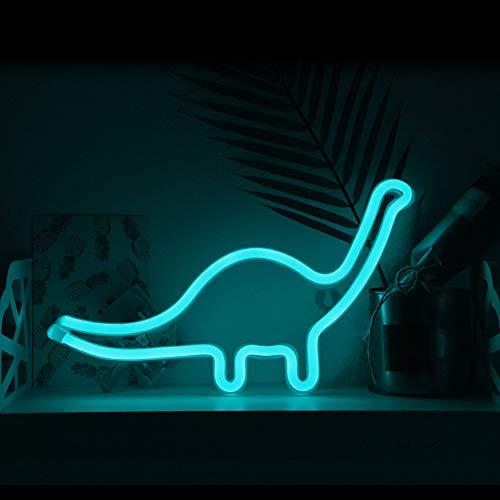 Lerway 5M EL Wire Neon Kabel Glowing Leuchtet Tron Electroluminescent Beleuchtung Licht EL Draht Mit Batterie Trafo für Neujahr Weihnachten Halloween Party Kostüm Rave Geburtstag (Hellblau)