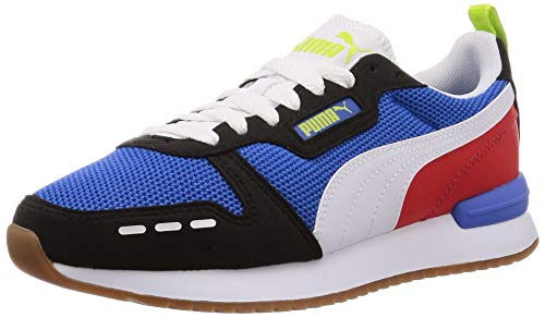 PUMA Unisex Adult R78 Sneaker, Palace Blue Black White, 41 EU, 373117