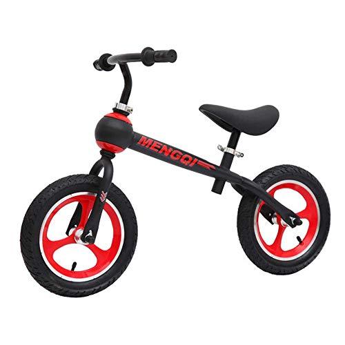LZQBD Children's Fun/Draisienne Wino pédale, réglable équilibre Siège Guidon de vélo, 12 Pouces Sport Edition et Confortable Forand WiAir pneus for Enfants Âge 2-7 Ans garçons et Les Filles