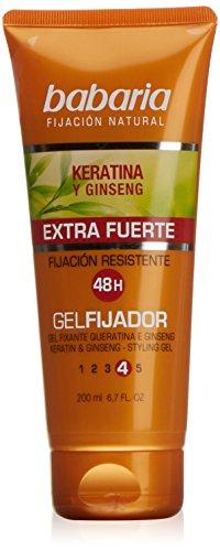 Babaria Gel Fijador Extra Fuerte - 200 ml
