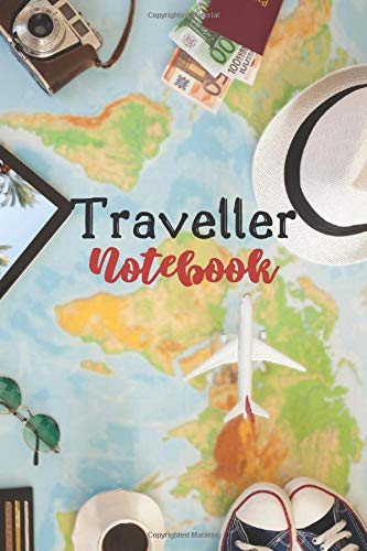 TRAVELLER NOTEBOOK: All things the every travelle must to know