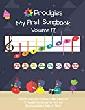 My First Songbook: Volume II: Volume 2 (Preschool Prodigies My First Songbook Series)