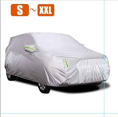 KKmoon Funda para Coche, Funda Coche Exterior, Cubierta coche Exterior, Antipolvo, Resistente a los aranazos (4,7 x 1,8 x1,5m)