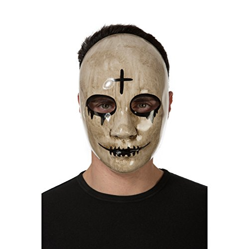"Viving Costumes Maske ""The Purge&ldquo, 204575, Einheitsgröße"