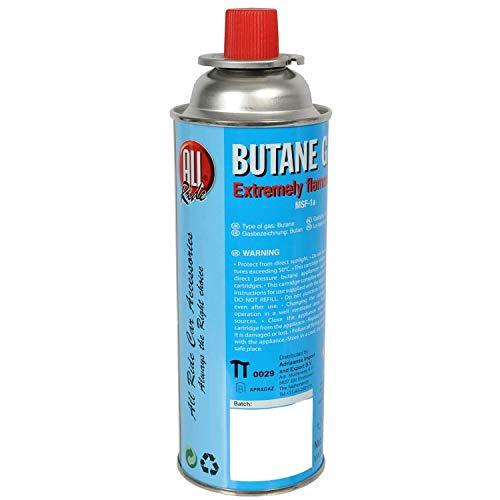 8x Gaskartusche Gasbrenner Butan 227g für Unkrautbrenner Nachfüllpack 8 Stück