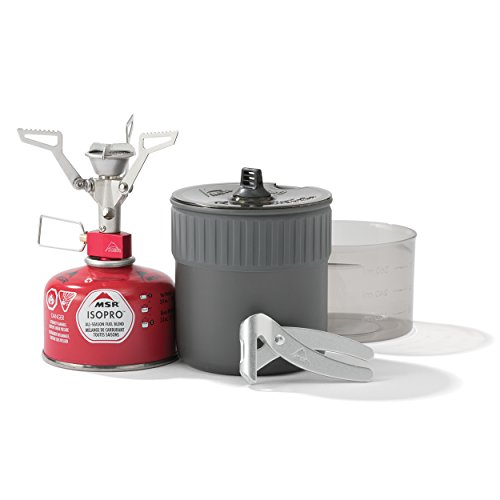 MSR POCKETROCKET 2 MINI STOVE KIT (GAS NOT INCLUDED)