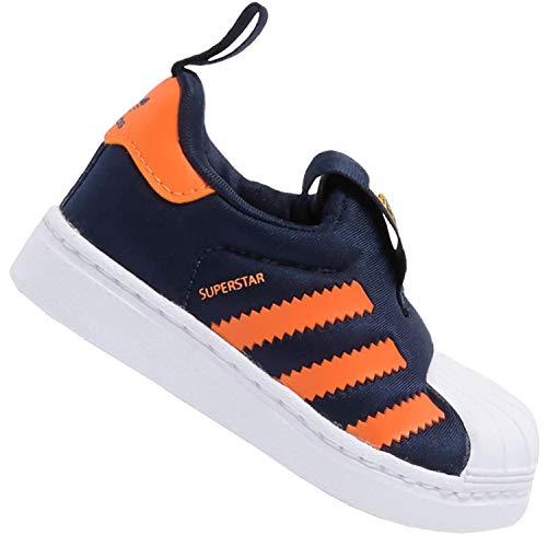 adidas Superstar 360 I - Zapatillas para niño, color azul, color Azul, talla 26 EU