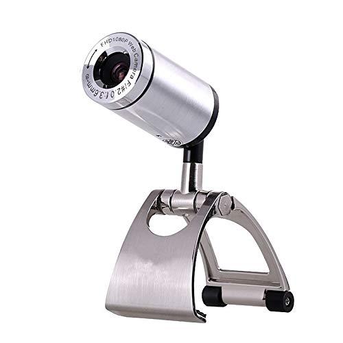 SQS-sxt 1080P HD Webcam, Kleine Steel Computer Camera Met Microfoon USB Driver Gratis, Web Camera Ondersteunt Mainstream Besturingssystemen For Laptop Of Desktop