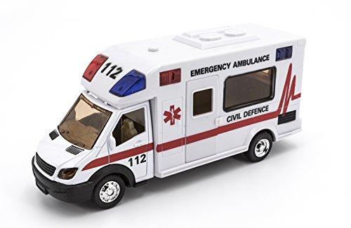 Toys Outlet - Emergency Ambulance 5401168283. Ambulancia