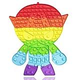 Pop It Gigante Fidget Toy Antiestres Xxl Popis Figetttoys Grande...