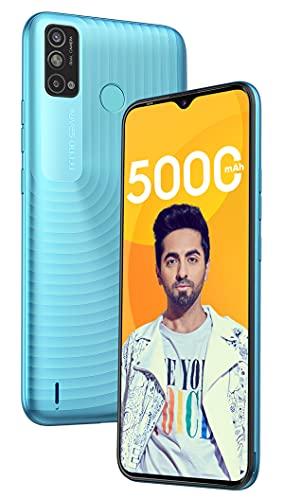 "Tecno Spark Go 2021 (Maldives Blue, 2GB RAM, 32GB Storage) | 5000mAh| 6.52"" Display Smartphone 6"