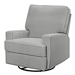 chairs chair slipcovered upholstered furniture the glider ottomans ultimate shop nursery nursing