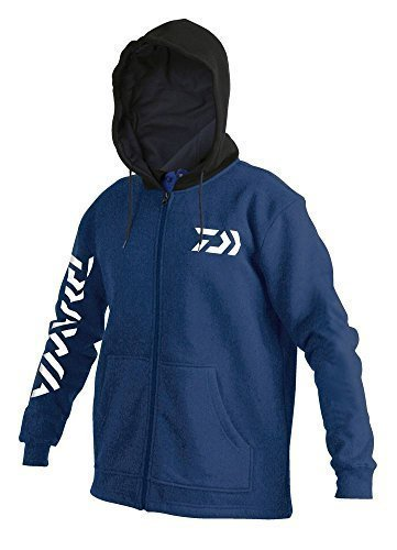 Team Sweatshirt mit Kapuze Blk/blau XXL–XL