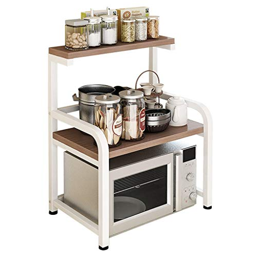 LAOSUNJIA Keuken Magnetron Oven Rekken Vloer kruiden Rijst Cooker Opslagruimte