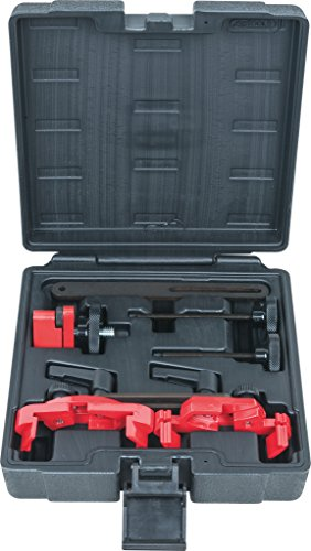 KS Tools 150.3190 Universal-Nockenwellen Blockiervorrichtung, 5-tlg.