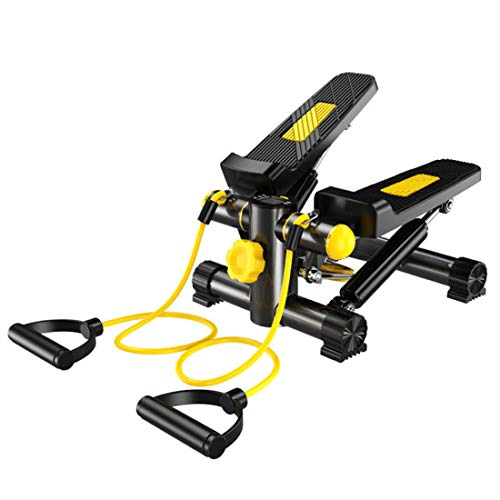 Stepper, Swing Stepper & Sidestepper, Met Power Touwen, Voor beginners en gevorderde gebruikers, Up-Down-Stepper met multifunctioneel display