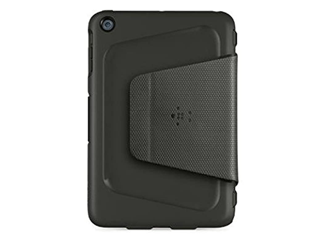 Belkin APEX360 Advanced Protection Case / Cover for iPad mini 3, iPad mini 2 with Retina Display and iPad mini (Charcoal)