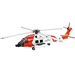 Image: Sikorsky HH-60 J (US Coastguard) Diecast Model Aircraft | by New Ray