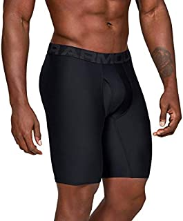 Under Armour Men's Tech 9-inch Boxerjock Boxer Brief