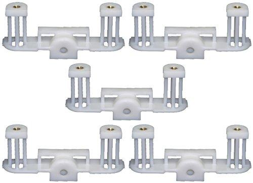 DeWalt DW411/DW412 Sander Replacement (5 Pack) Foot # 144988-02-5PK