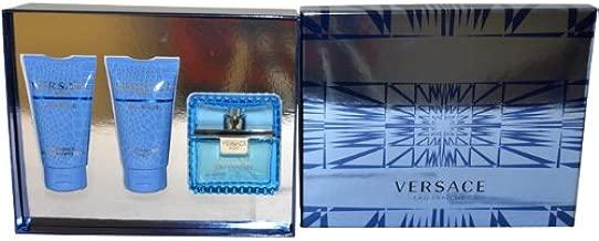 Versace Man Eau Fraiche Gift Set by Versace for Men
