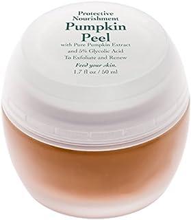 Protective Nourishment Exfoliating Acne Treatment Glycolic Acid Blackhead Removing Pumpkin Facial Peel Concentrate with Vi...