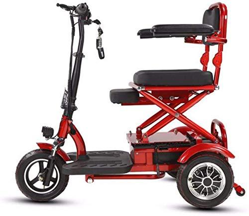 3 Elektromobilität Roller Auf Rädern - Elektromobilität Retro-Stil, Faltbares Fettreifen-Elektroauto Mit...