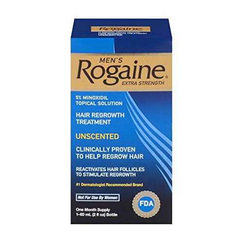 Price comparison product image ROGAINE FOR MEN EXTRA STRENGTH 2 OZ (6 Pack)