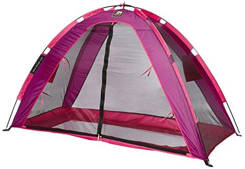 Deryan Slaaptent/Bed-Tent Kleuter voor peuter bedframe, niet inbegrepen, roze