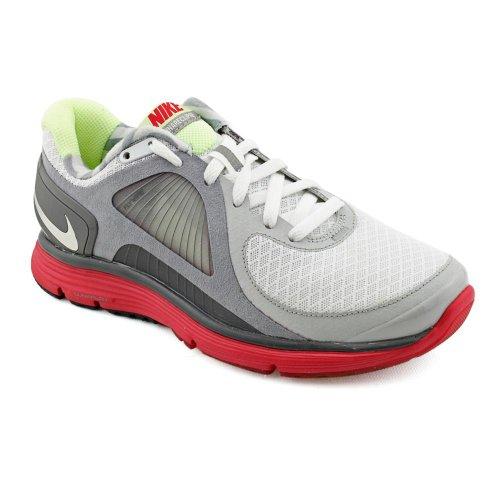 Nike AM16 - Zapatillas para hombre, (Wht/Grey/Pink), 8