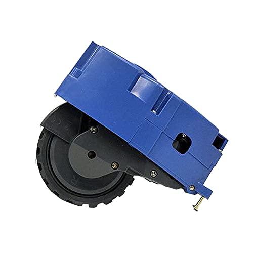ZRNG Módulo de Rueda Derecha Izquierdo Motor de la Rueda de Ajuste para irobot roomba 500 600 700 800 Piezas de aspiradora de la Serie 900 La instalación es Simple y fácil de Usar. (Color : Right)