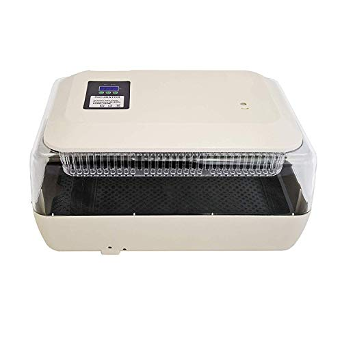 BXU-BG Incubadoras for Huevos for incubar automática de viraje 24 Temperatura del Huevo Control de Humedad Poultry Hatcher for los Pollos Patos Birds