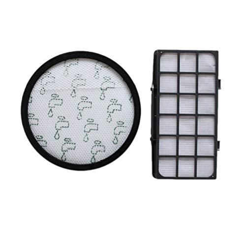 Fauge Kit de Filtro para Rowenta HEPA X-Trem Tw7647Ea RO7623 RO7634 Ro7691Ea Kit de Piezas de Aspiradora Accesorios Compactos
