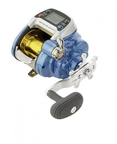 WFT Electra Pro 700PR Bimotor Full HP Elektrorolle Multirolle, E-Multi zum Meeresangeln in Norwegen & Island, Meeresrolle, Angelrolle