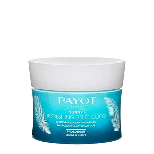 PAYOT PARIS Refreshing After Sun Sunny RAFRAÎCHISSANT GELEE Coco APRÈS Soleil 200ML Mixte, Negro, 200