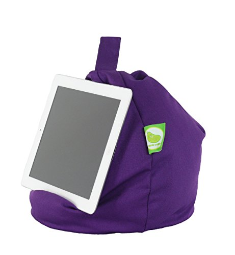 Bean Lazy iPad, eReader & Book Mini Bean Bag Fits All tablets and eReaders - Purple