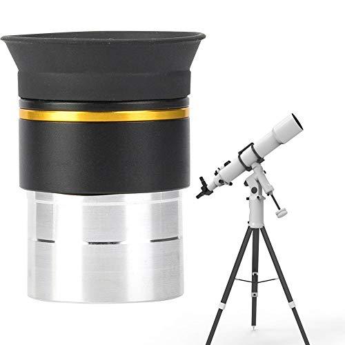 Bindpo Teleskopokular, 6 mm 1,25 Zoll HD Plossl Okular Vollbeschichtetes optisches Glas PL Objektiv für astronomisches Teleskop
