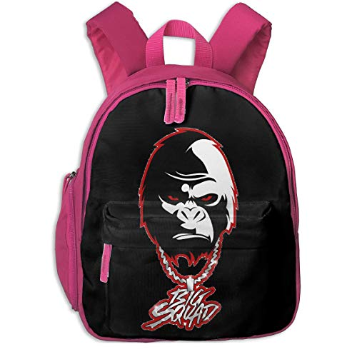 XCNGG Sada Baby Art Kids Backpack Boys Girls,Appearance is Fashionable, Very Practical.