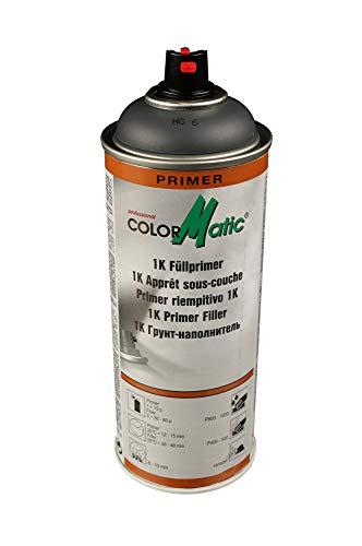 AllorA 1K Füllprimer Spray Graphitgrau HG6 Füllerspray 400ml